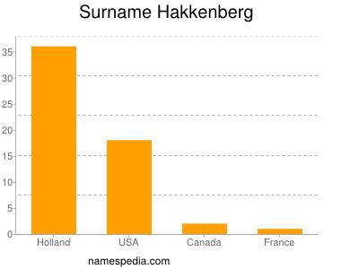 Surname Hakkenberg