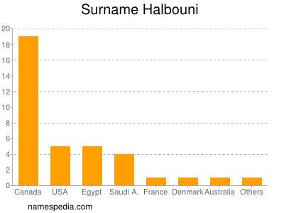 Surname Halbouni
