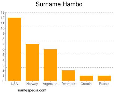 Surname Hambo