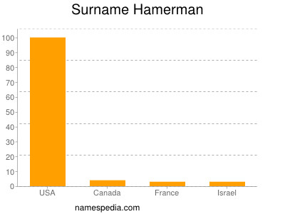 Surname Hamerman