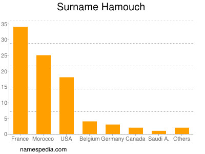 Surname Hamouch