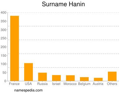Surname Hanin