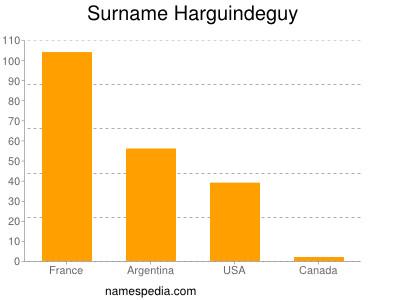 Surname Harguindeguy