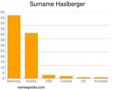 Surname Haslberger