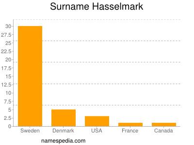 Surname Hasselmark