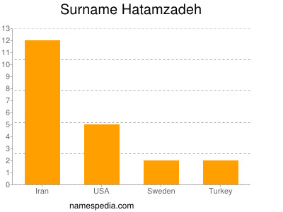 Surname Hatamzadeh