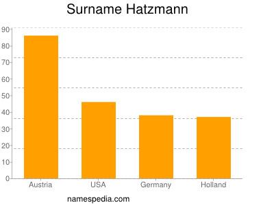 Surname Hatzmann
