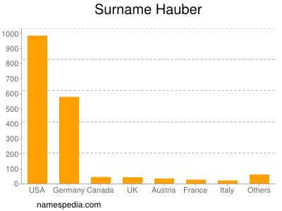 Surname Hauber
