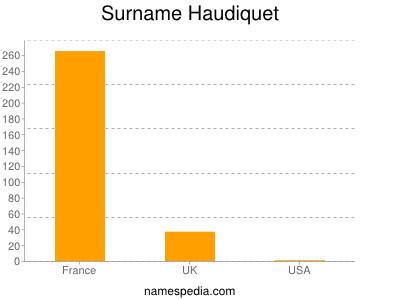 Surname Haudiquet