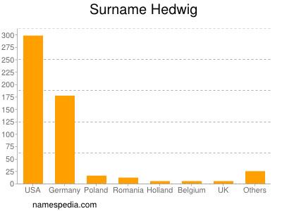 Surname Hedwig