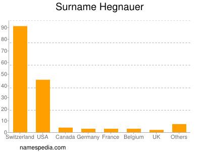 Surname Hegnauer