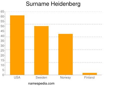 Surname Heidenberg