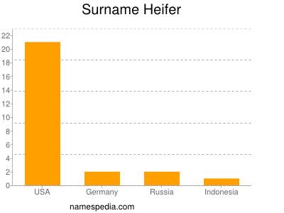 Surname Heifer