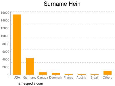 Surname Hein