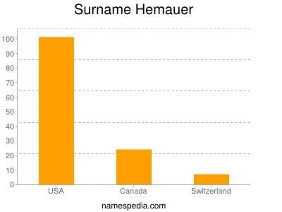 Surname Hemauer