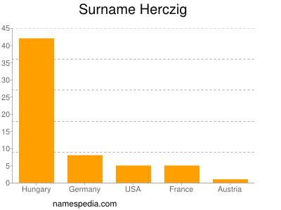 Surname Herczig