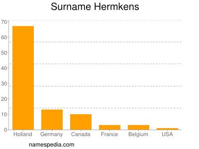 Surname Hermkens