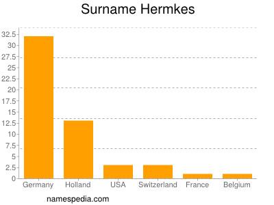 Surname Hermkes