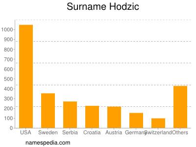 Surname Hodzic