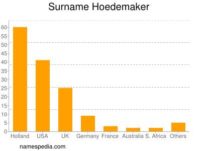 Surname Hoedemaker