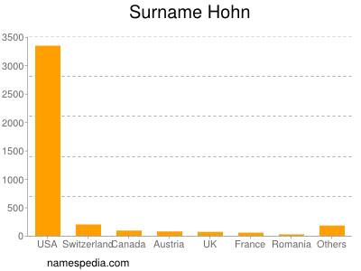 Surname Hohn
