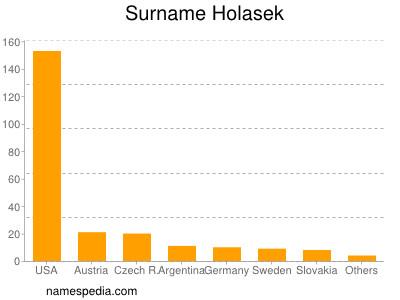 Surname Holasek