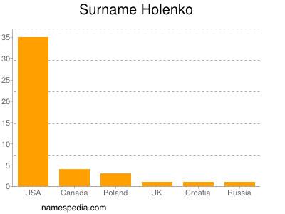 Surname Holenko