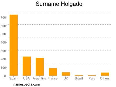 Surname Holgado