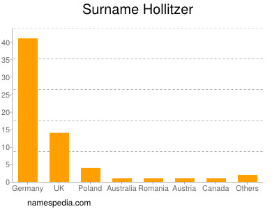 Surname Hollitzer