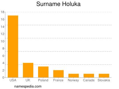 Surname Holuka