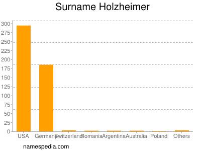 Surname Holzheimer