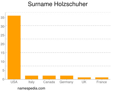 Surname Holzschuher
