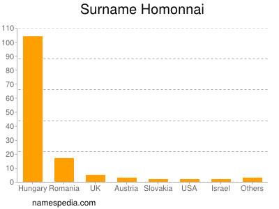 Surname Homonnai