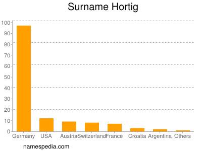 Surname Hortig