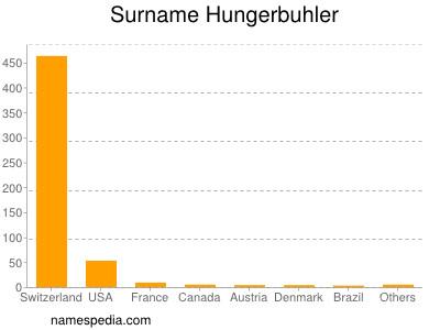 Surname Hungerbuhler