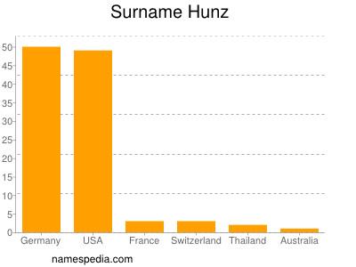 Surname Hunz