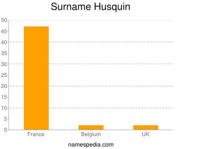 Surname Husquin
