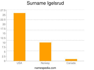 Surname Igelsrud