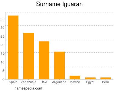 Surname Iguaran