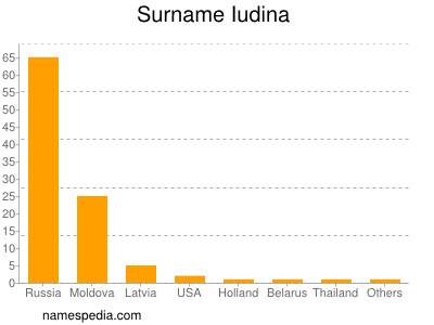 Surname Iudina