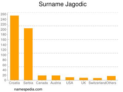 Surname Jagodic