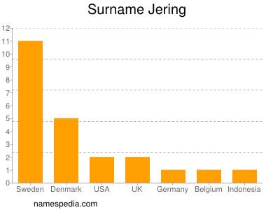Surname Jering