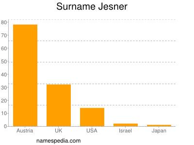 Surname Jesner