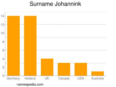 Surname Johannink