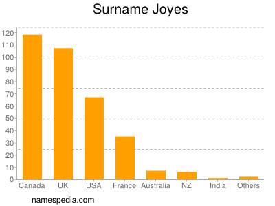 Surname Joyes