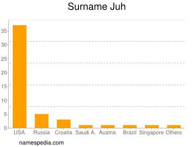 Surname Juh