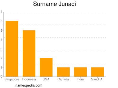 Surname Junadi