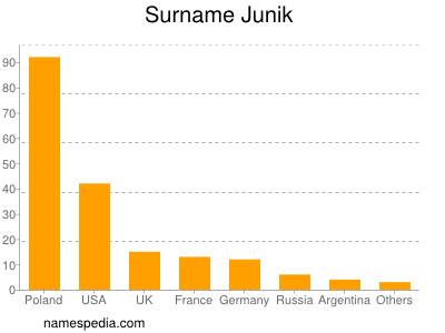 Surname Junik