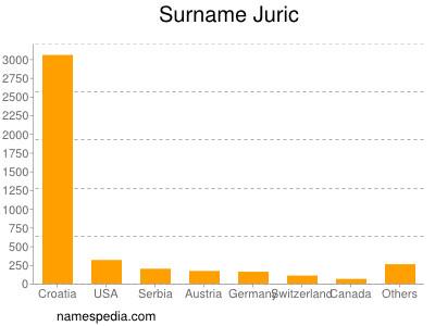 Surname Juric