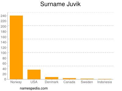 Surname Juvik